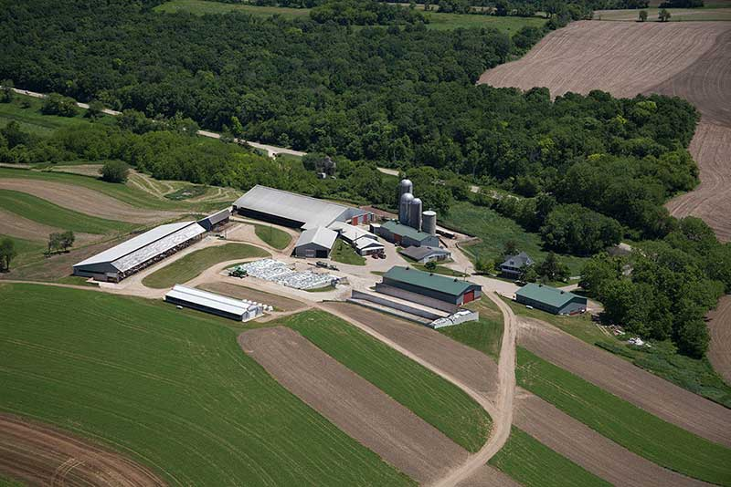 New Farm picture from Summer 2017